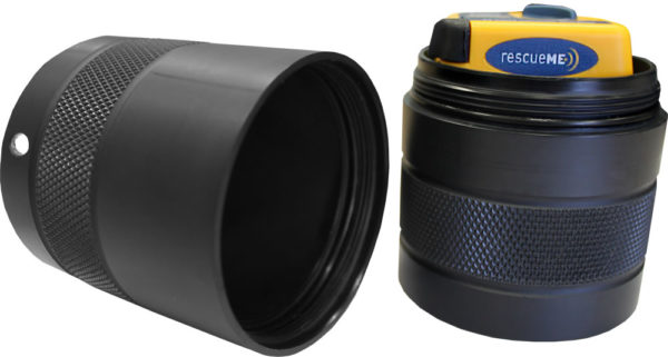 Dive compression container for PLB1 2
