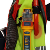MOB1 in Clipper Life Jacket